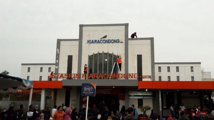 stasiun kiaracondong 20170623 121234 - Transportation in Bandung