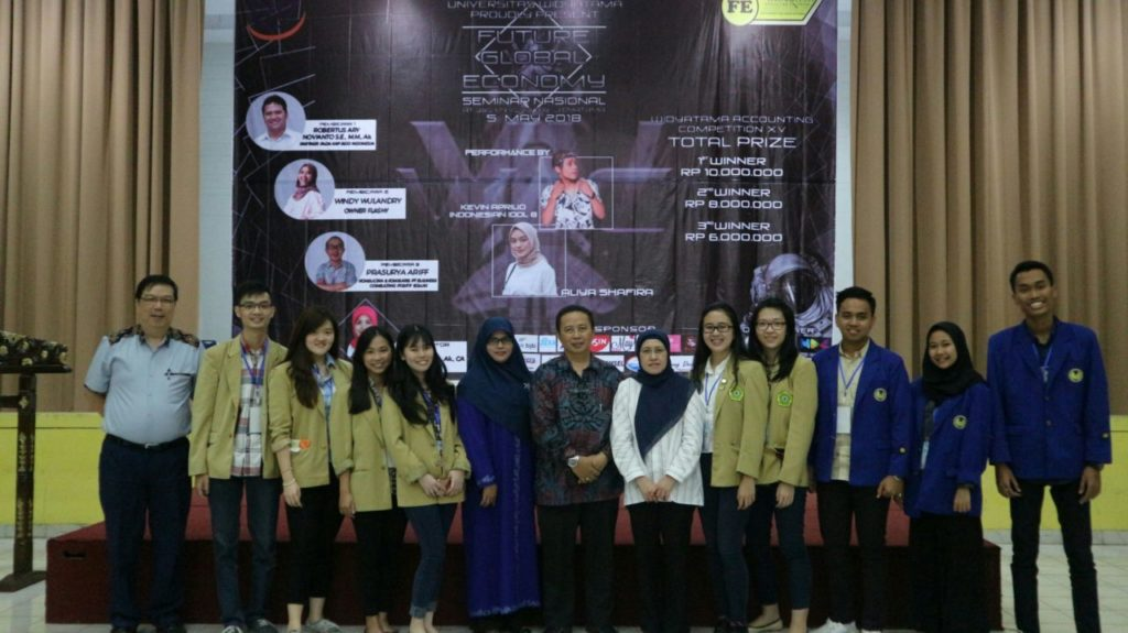 "Widyatama Accounting Competition XV ""Global Future Economy"""