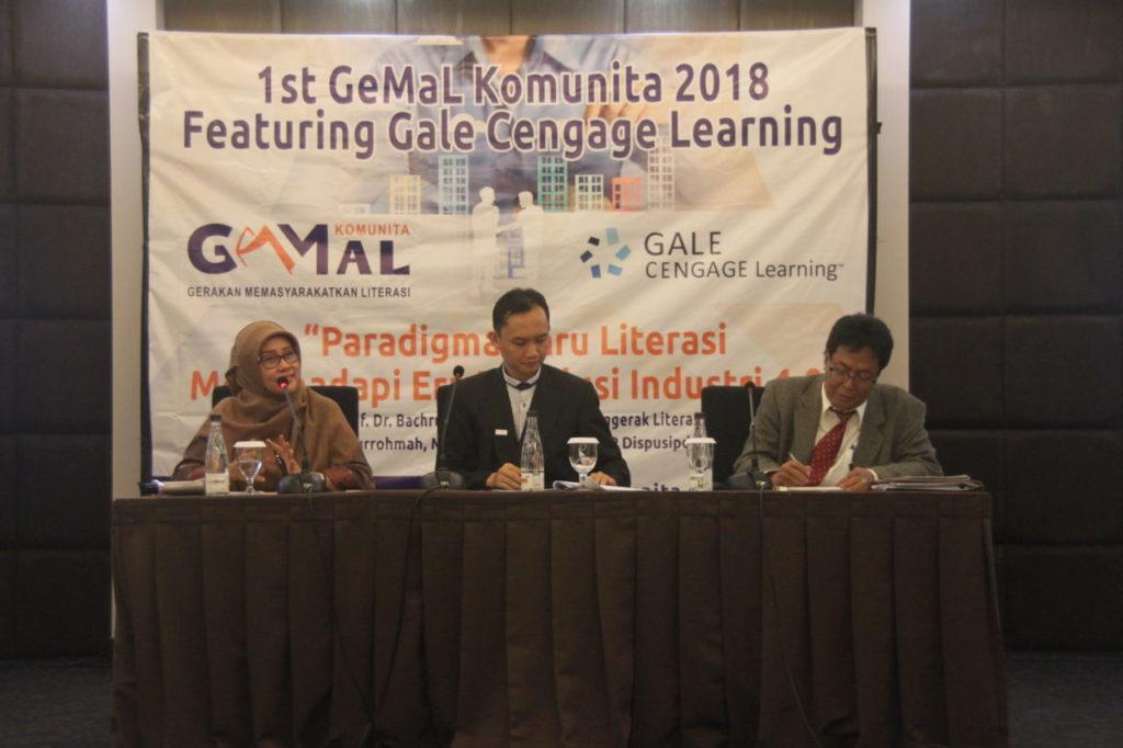 "Milad Ke-7 Majalah Komunita Widyatama ""Gerakan Memasyarakatkan Literasi"""