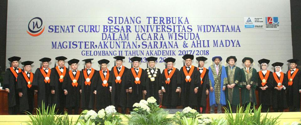 President Multimedia University Malaysia Attends Widyatama University Graduation Ceremony