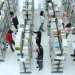 Suasana Kampus Perpustakaan