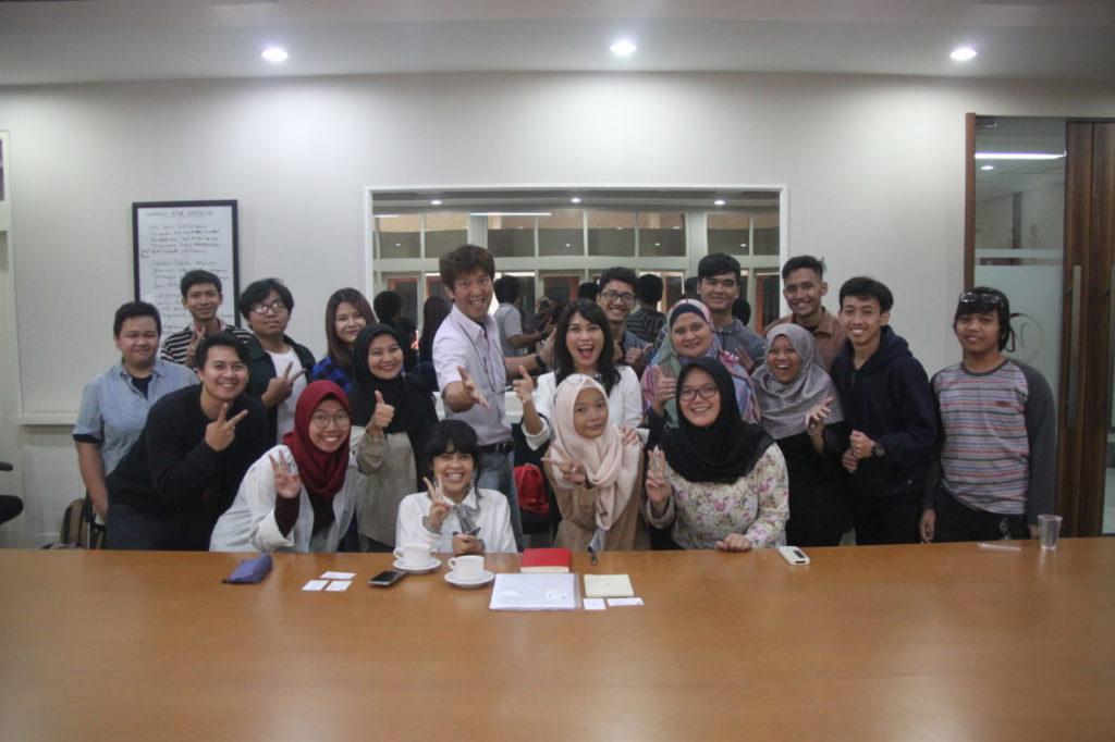 IMG 2389 1024x682 - Program Studi D-III Bahasa Jepang Widyatama Jajaki Kerjasama Internship dengan Studi Jepang OHM
