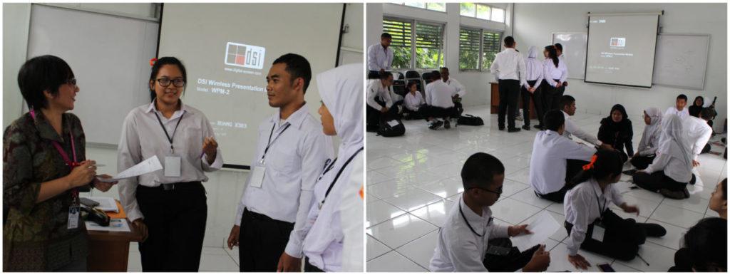 Hari ke 3 di kelas 1024x386 - Universitas Widyatama Berkomitmen Mencetak Generasi Utama Tanpa Narkoba
