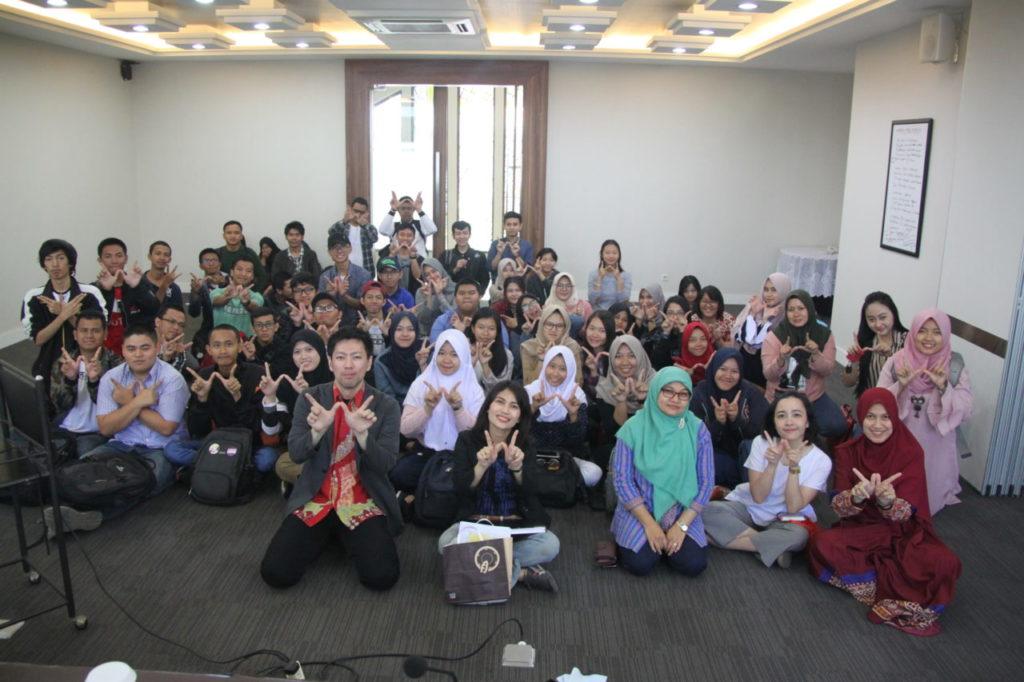 IMG 6652 1024x682 - Program Studi Bahasa Jepang Widyatama Selenggarakan Workshop Peluang Meraih Beasiswa Studi di Jepang