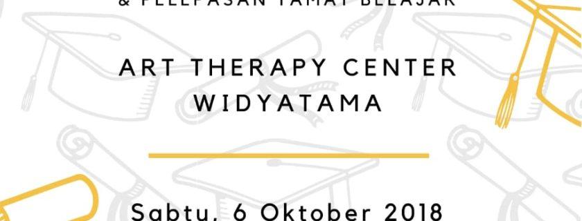 Wisuda Siswa Art Therapy Center Widyatama