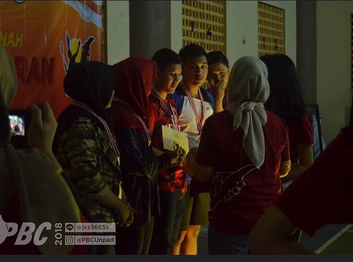UKM Bulutangkis Padjadjaran Badminton Championship PBC 2018 7 - Atlet Bulutangkis Universitas Widyatama Berprestasi Juara 3 Pada 'Padjadjaran Badminton Championship (Pbc) 2018'