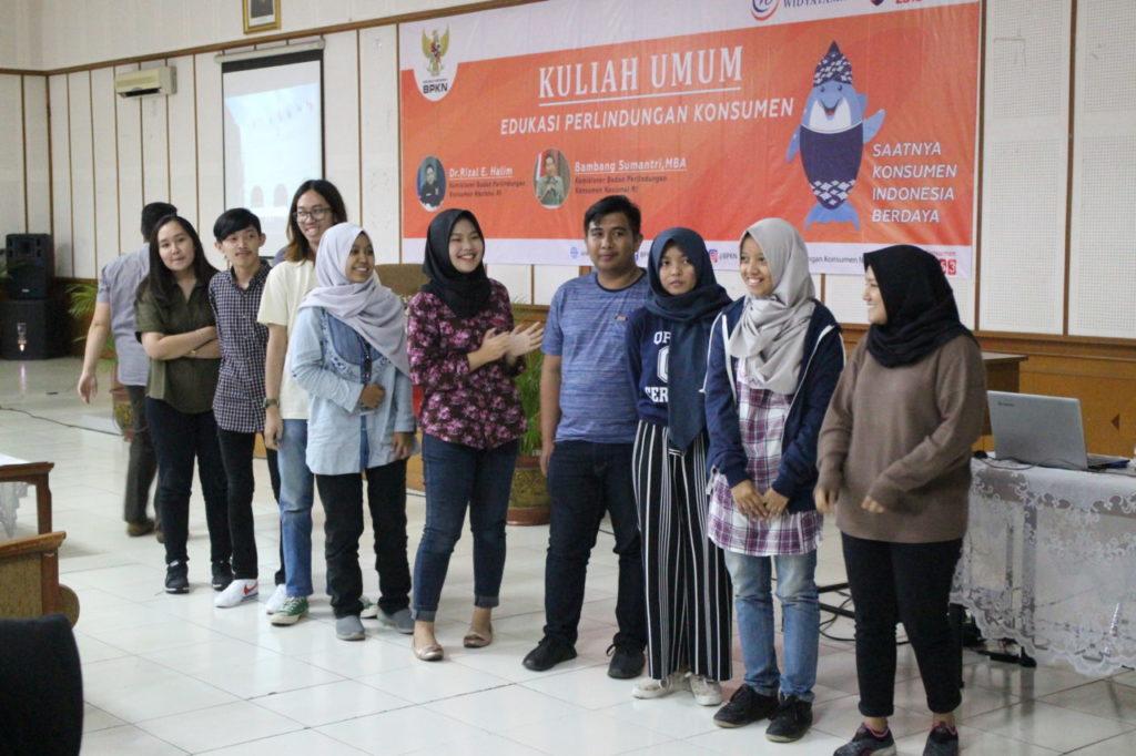 IMG 2713 1024x682 - Peringati Harkonas 2019, BPKN Beri Kuliah Umum 11 PT di Bandung