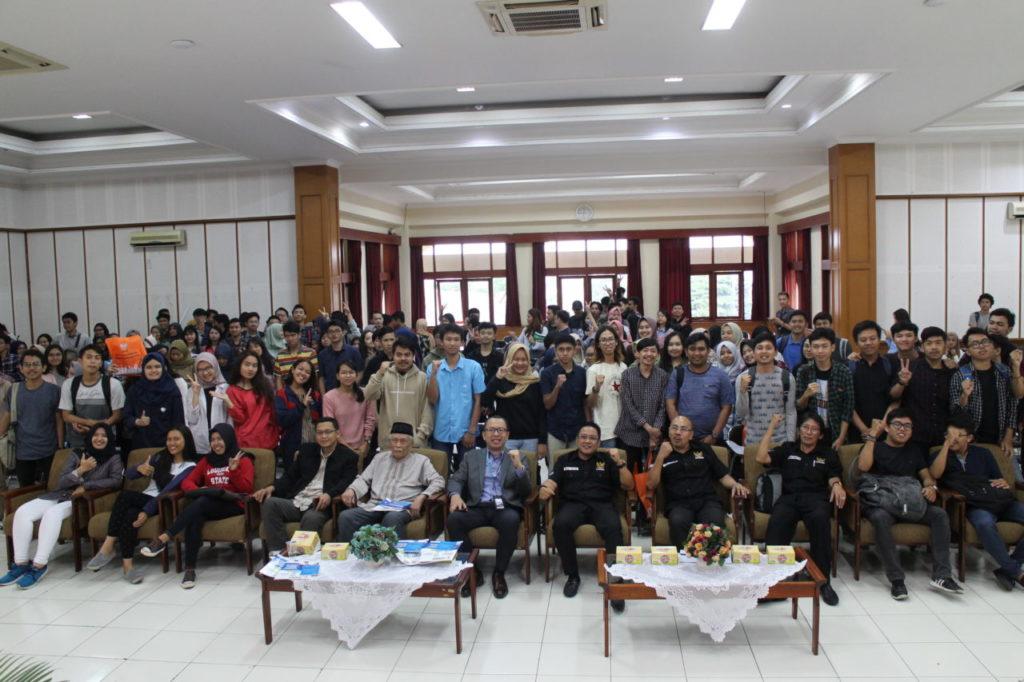 IMG 2725 1024x682 - Peringati Harkonas 2019, BPKN Beri Kuliah Umum 11 PT di Bandung