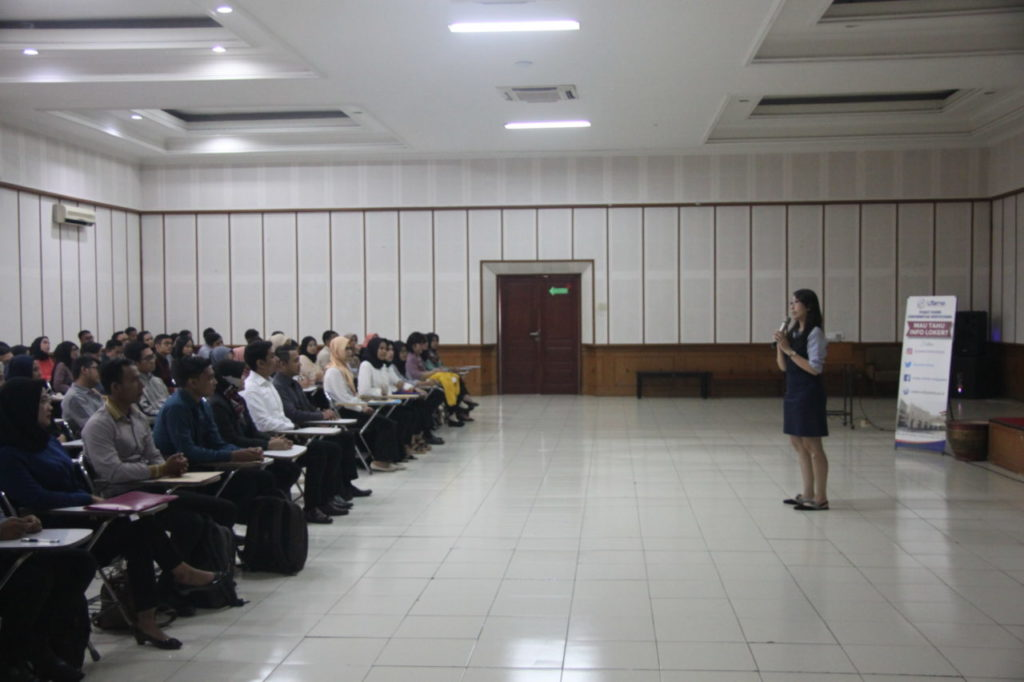 Campus Recruitment Matahari Dept Store di Universitas Widyatama