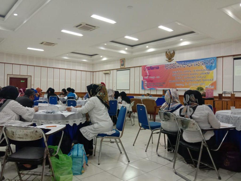 PKM 4 1024x768 - Program Pengabdian Kepada Masyarakat Dosen Fakultas Bisnis Manajemen