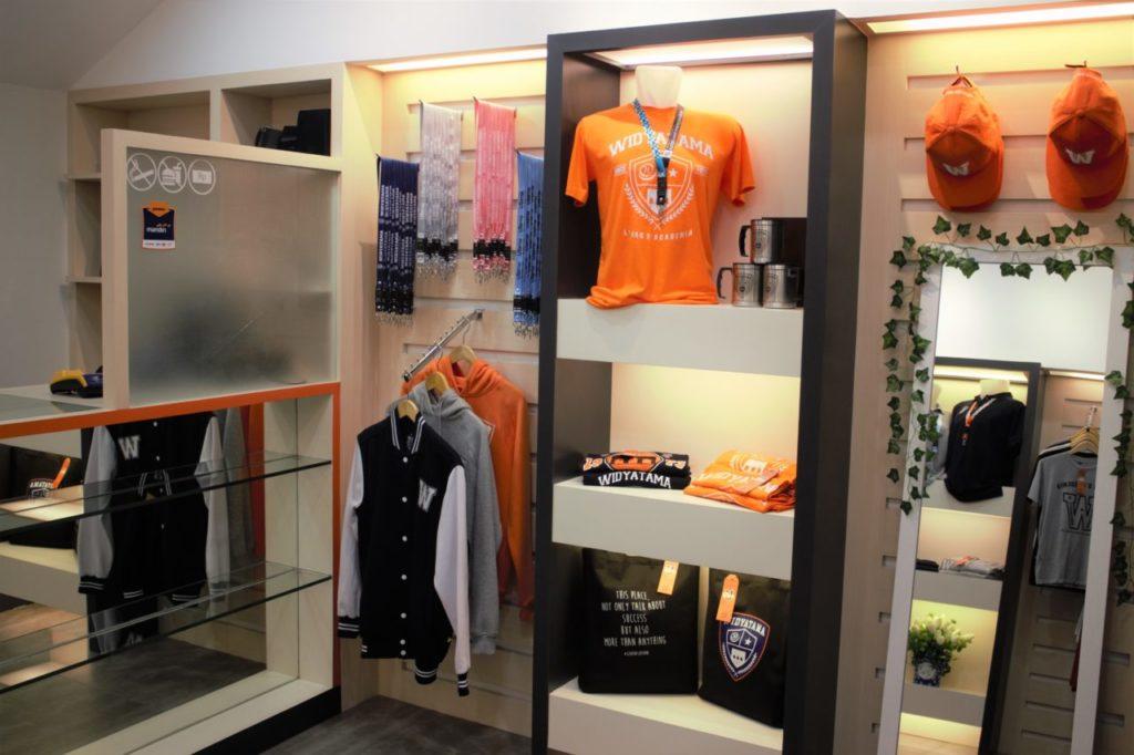U Store 1 1024x682 - Gedung Pusat Kegiatan Mahasiswa