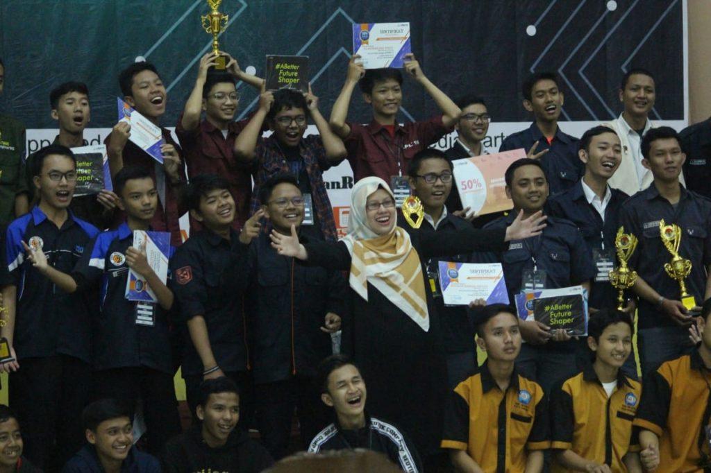 Fakultas Teknik Selenggarakan Kompetisi Teknologi Tingkat Sekolah Menengah