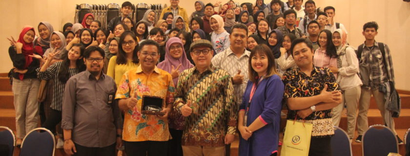 The Faculty of Economics Conducted a Green Accounting Public Lecture