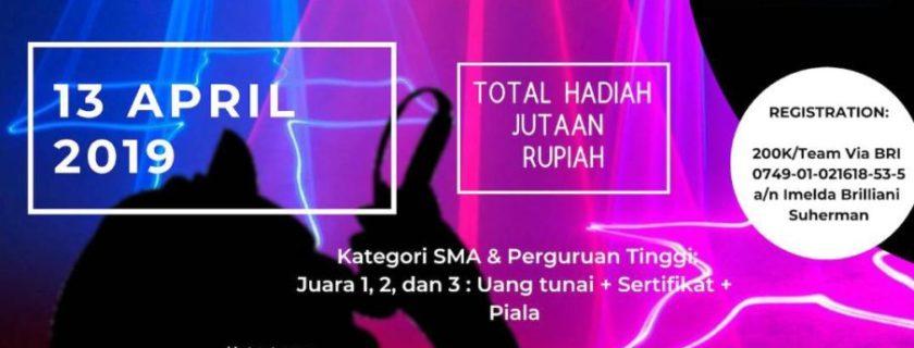 Unjuk Kabisa Widyatama Vocal Group