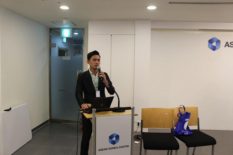 FGD 1 - Mahasiswa Widyatama Ikuti Program Youth for Movement (Y4M) di Korea