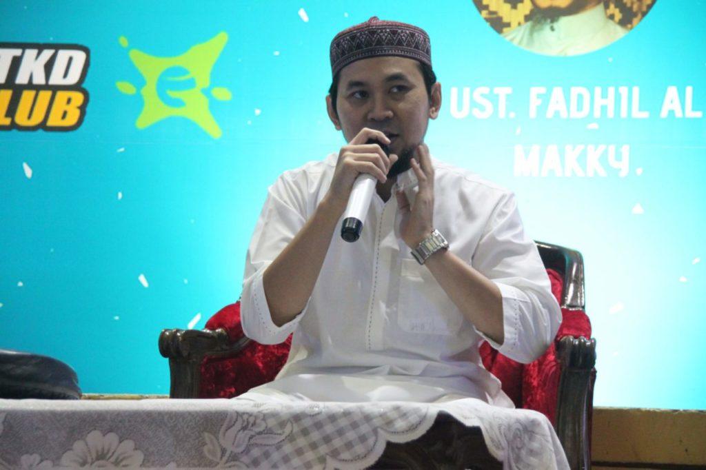 IMG 2194 1024x682 - The Event of Pekan Cahaya Qur'an VI: Glorious Ramadhan 1440 H at Widyatama University