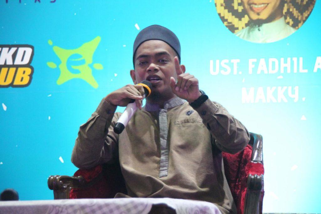 IMG 2251 1024x682 - The Event of Pekan Cahaya Qur'an VI: Glorious Ramadhan 1440 H at Widyatama University