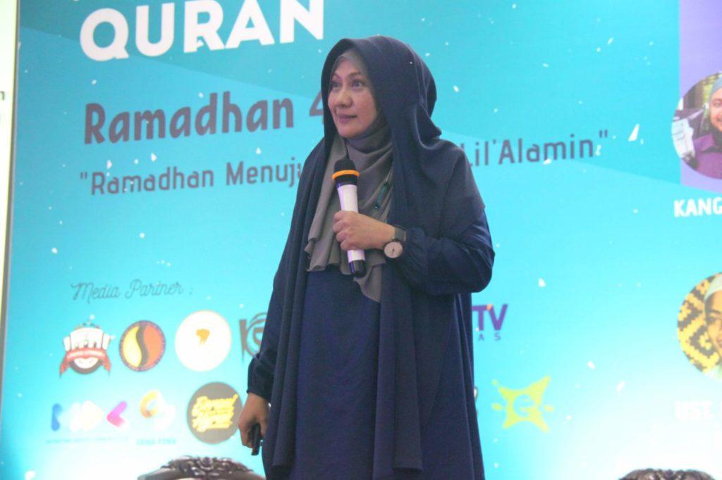 IMG 2355 1024x682 - The Event of Pekan Cahaya Qur'an VI: Glorious Ramadhan 1440 H at Widyatama University
