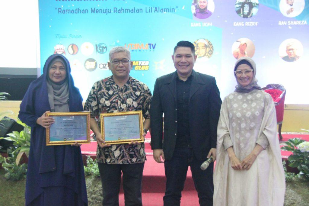 IMG 2412 1024x682 - The Event of Pekan Cahaya Qur'an VI: Glorious Ramadhan 1440 H at Widyatama University