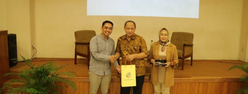 "Public Lecture of Management Study Program ""The Power of Venture Capital"""
