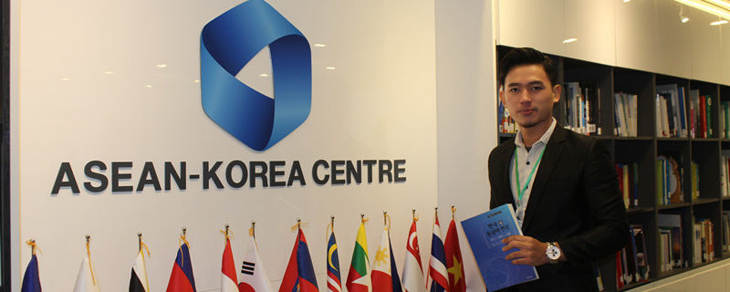 Widyatama Students Join The Program Youth for Movement (Y4M) in Korea