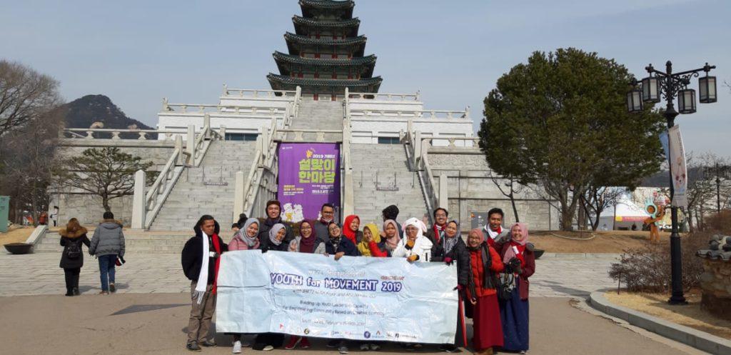 gyongbokgung seoul 1024x497 - Mahasiswa Widyatama Ikuti Program Youth for Movement (Y4M) di Korea