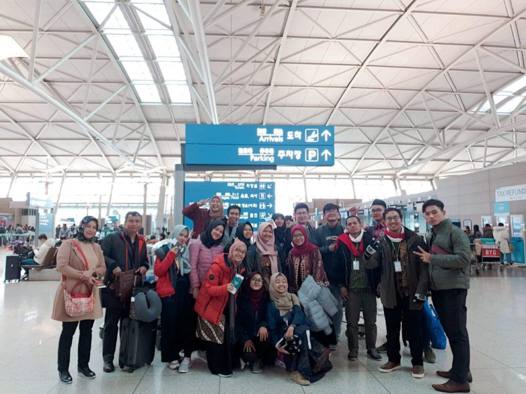 icheon airport 1024x768 - Mahasiswa Widyatama Ikuti Program Youth for Movement (Y4M) di Korea