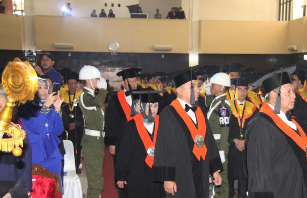 Gel II Juni 2019 1024x662 - Universitas Widyatama Wisuda 996 Lulusan Jenjang Diploma sampai Magister