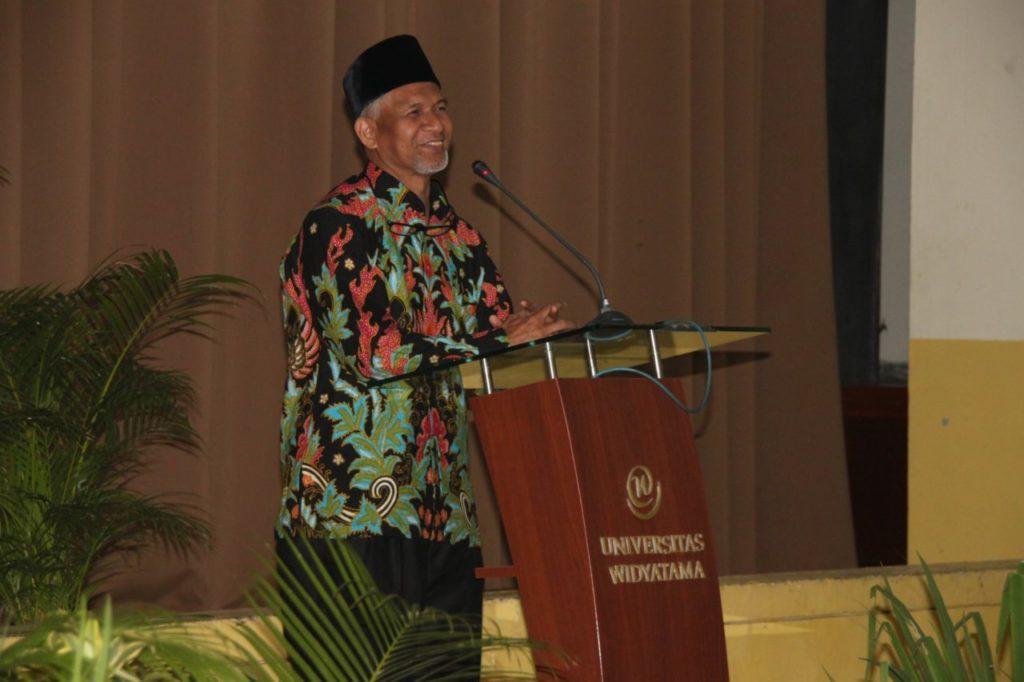 Halal Bihalal 1440 H : Mempererat Silaturahim Seluruh Civitas Academica Widyatama