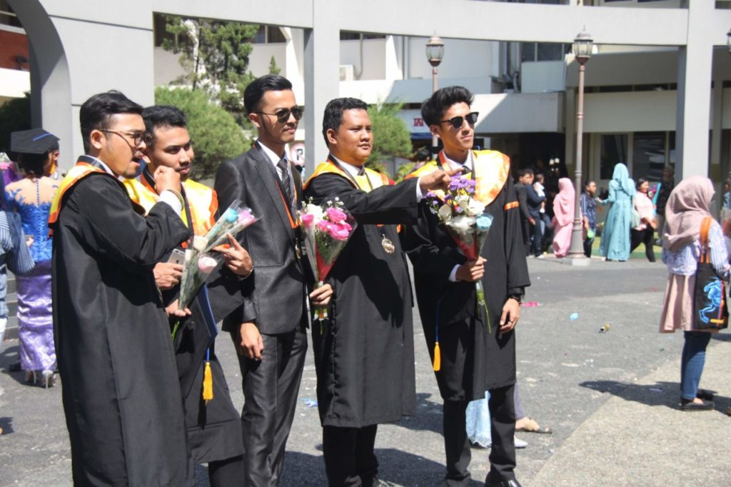 IMG 4150 1024x682 - Universitas Widyatama Wisuda 996 Lulusan Jenjang Diploma sampai Magister