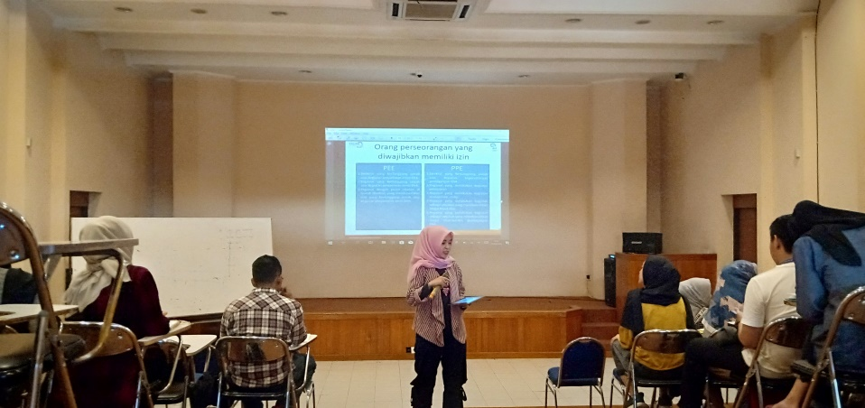 Pasar Modal1 - Competency Enhancement of D3 Management Study Program Students with Wppe Marketing Capital Market Training and Certification