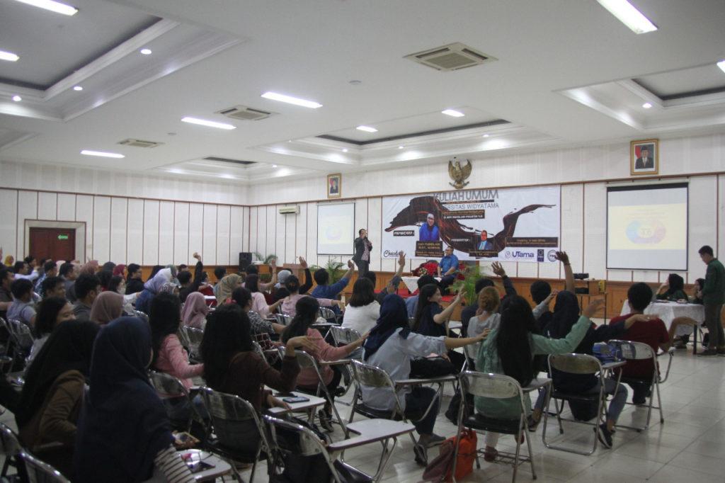 kuliah umum chocodot 5 1024x682 - Owner Perusahaan Coklat Terbesar di Garut Isi Kuliah Umum di Widyatama