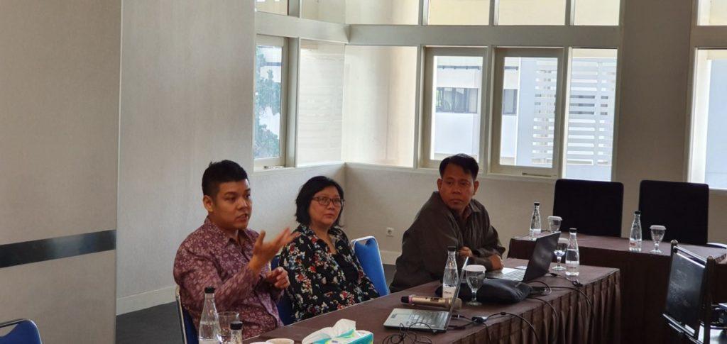 Perwakilan National University of Singapura (NUS) Mr. Dexton mengadakan lawatan akademik ke Biro Kerjasama Universitas Widyatama