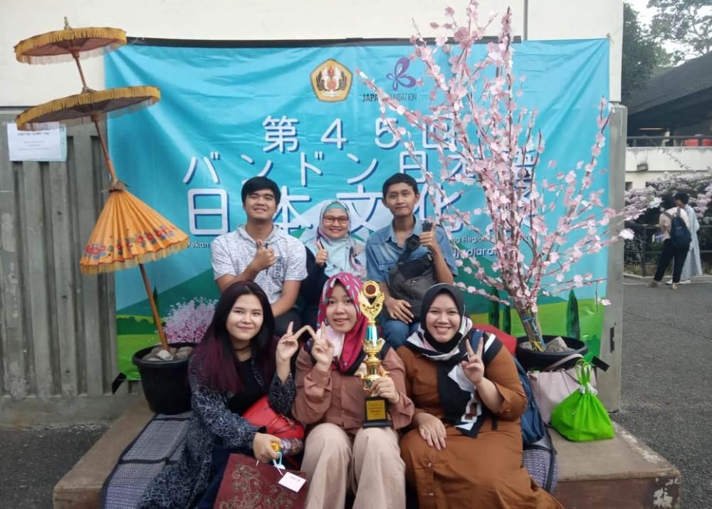 3 - Mahasiswa Prodi Jepang Kembali Raih Prestasi di Ajang Bunkasai UNPAD