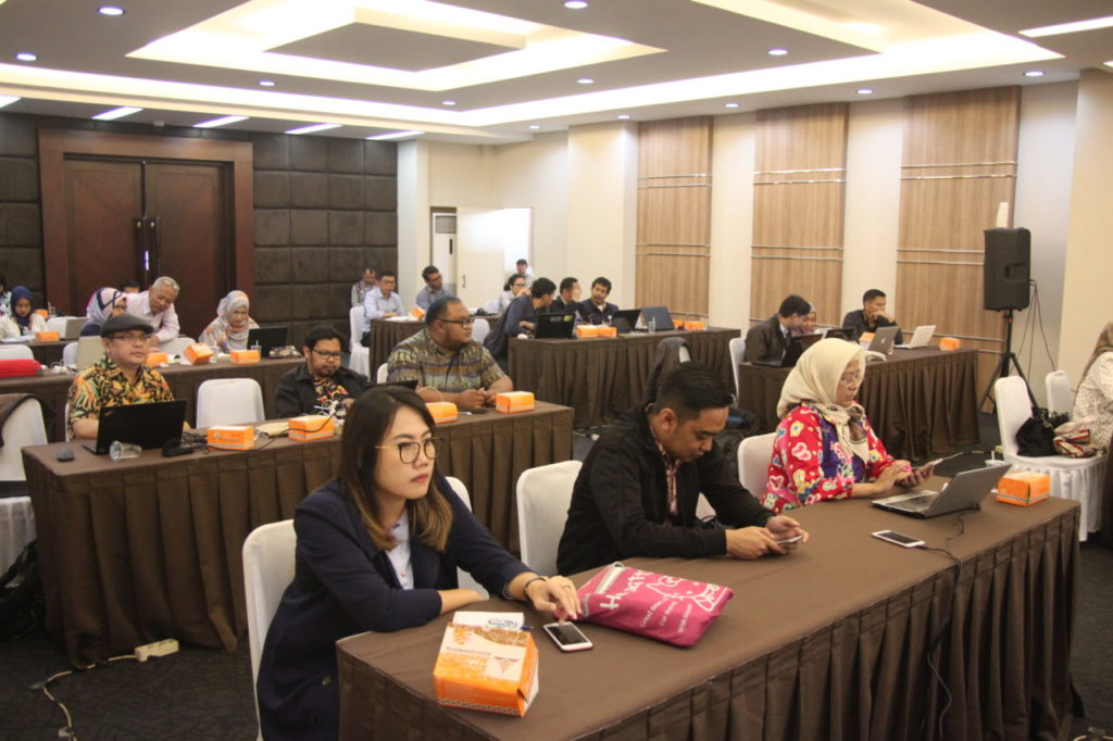 Advanced Workshop on Preparation of Higher Education Accreditation Forms