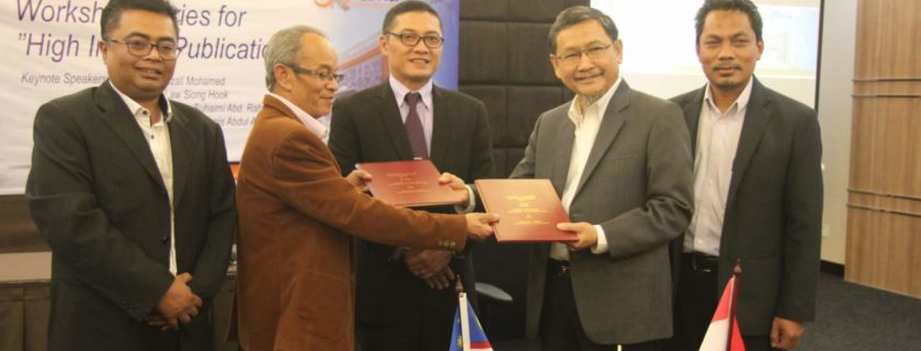 Widyatama Established Research Collaboration with University Putra Malaysia