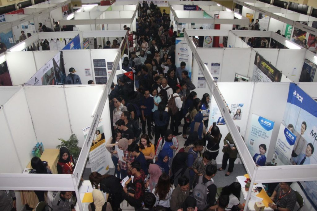 IMG 5559 1024x682 - Rekor Career Day 46 Jam Nonstop di Indonesia