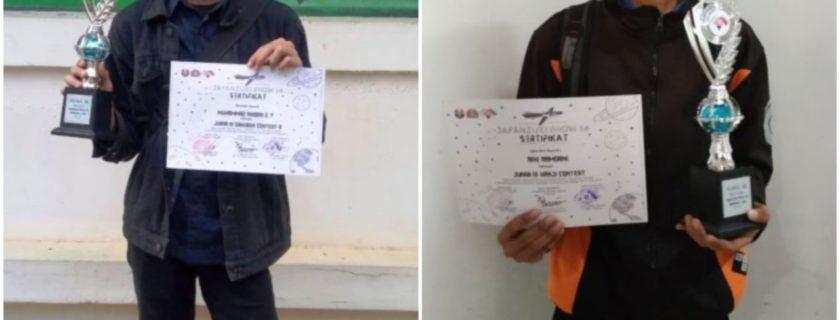 Mahasiswa Prodi Bahasa Jepang Dulang Prestasi di Japan Zuki Show UPI