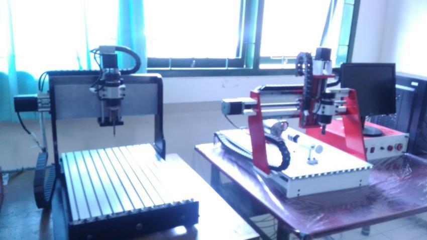 Laboratorium CAD CAM - Studi Banding Fakultas Teknik Universitas Widyatama ke Universitas Islam Indonesia, Yogyakarta