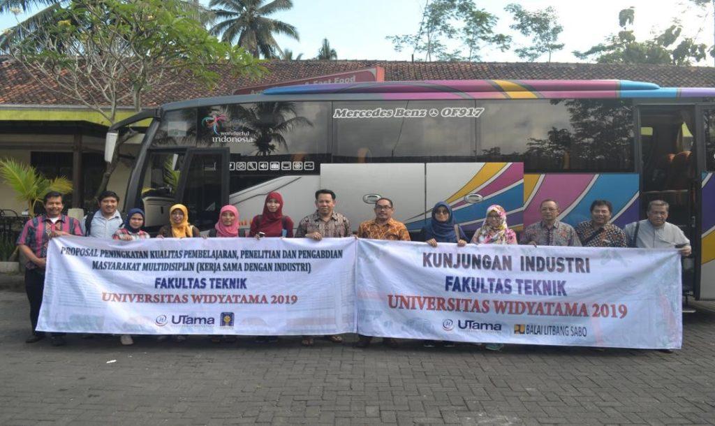 Studi Banding FTI 2 1024x610 - Studi Banding Fakultas Teknik Universitas Widyatama ke Universitas Islam Indonesia, Yogyakarta