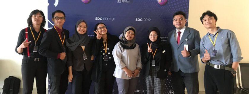 Mahasiswa Widyatama Ikuti Kompetisi Diplomasi Nasional di UII