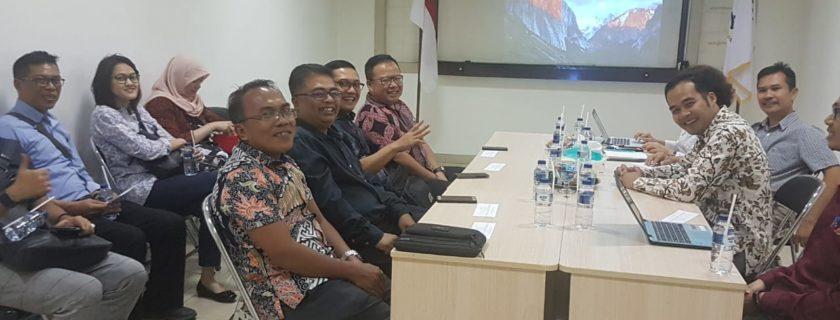 Kunjungan Yayasan & Universitas Widyatama Ke Kampus IMWI Sukabumi
