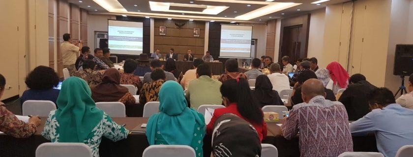 Rapat Tinjauan Manajemen Universitas Widyatama Rutin Diselenggarakan Untuk Perbaikan Dan Peningkatan Mutu Pendidikan