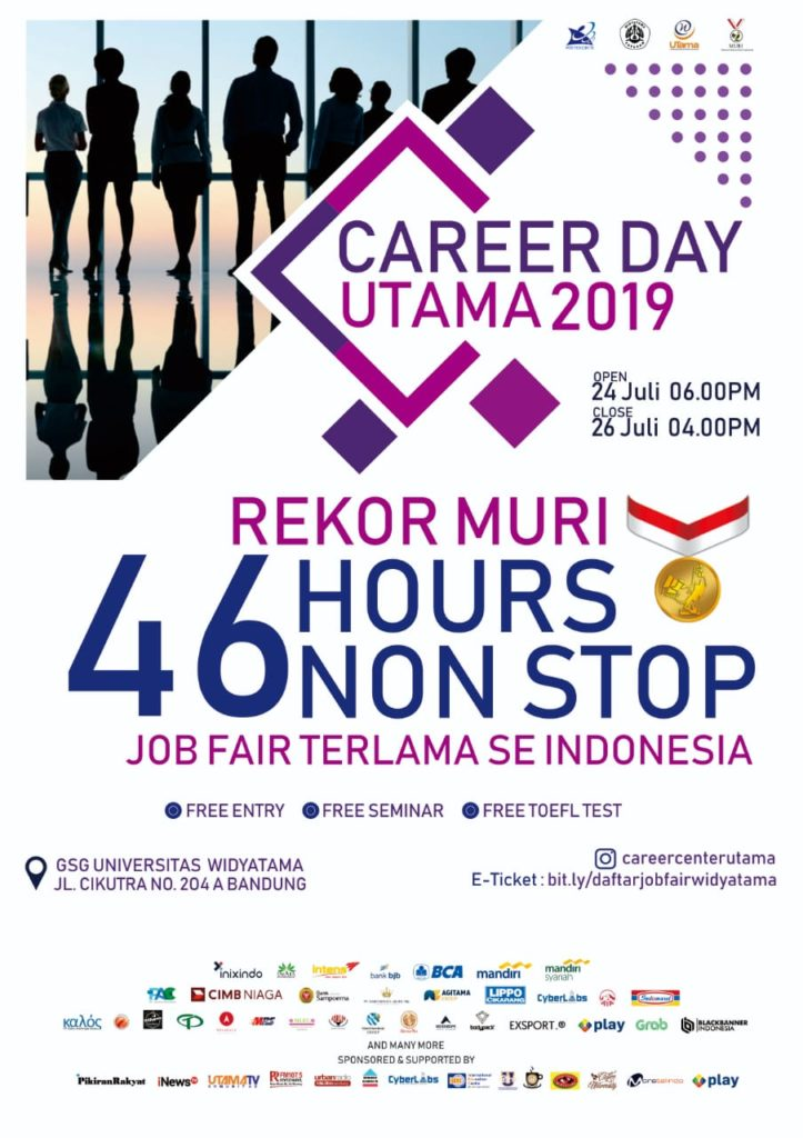 Job Fair Widyatama 2019