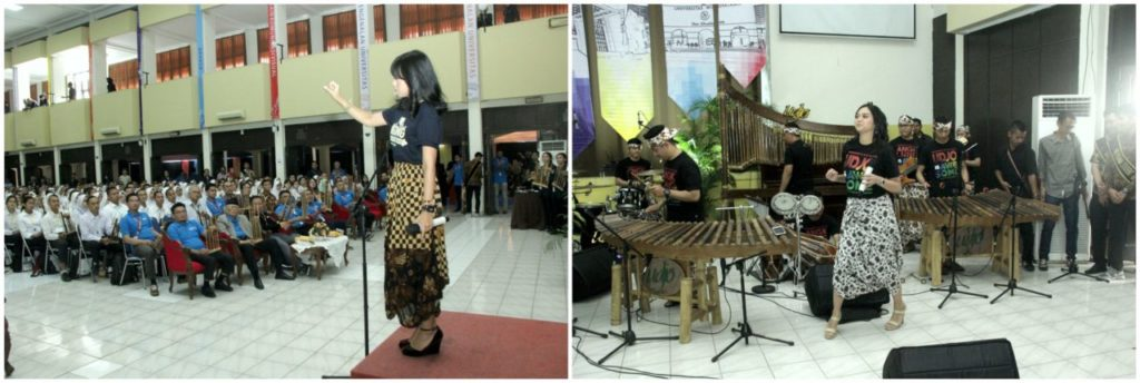 Angklung 1024x344 - New Students of Widyatama Got A Very Warm Welcome
