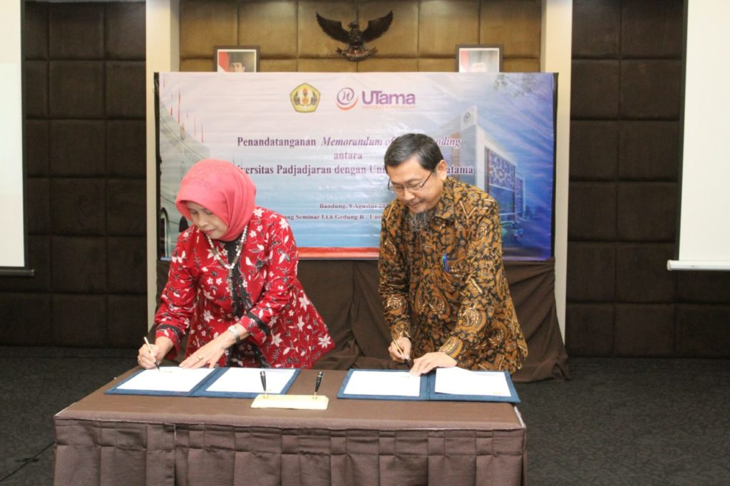 IMG 6218 1024x682 - Widyatama University and UNPAD Establish Intimacy Through MoU