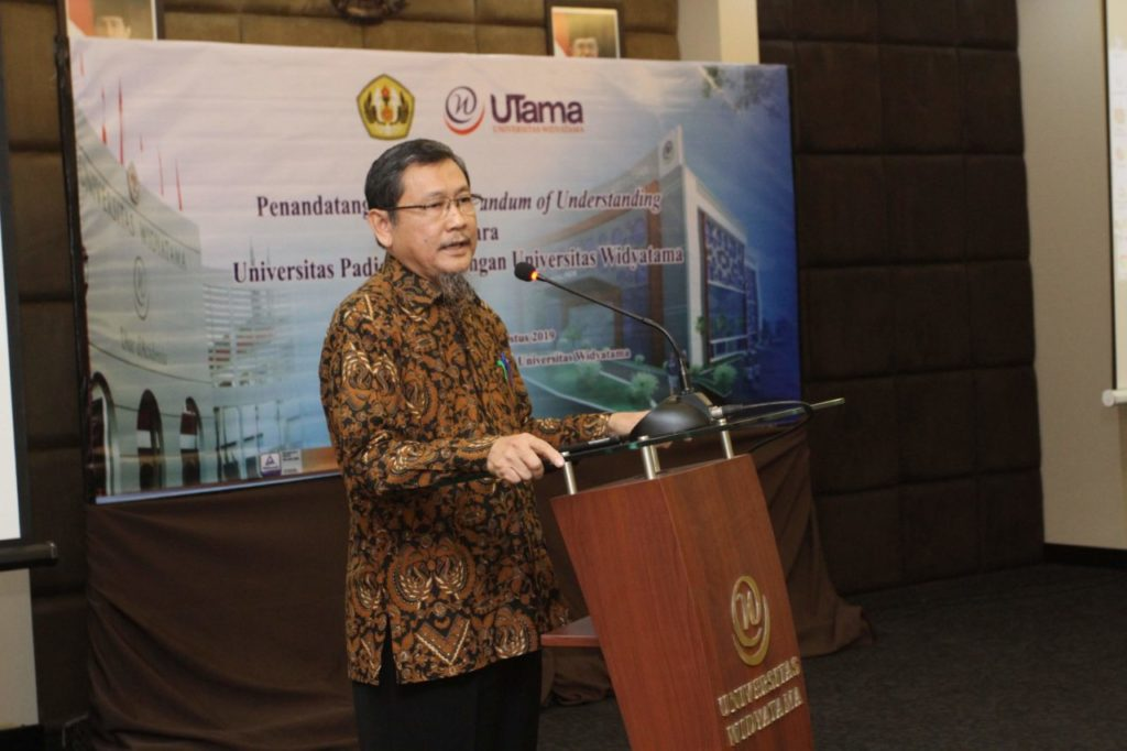 IMG 6236 1024x682 - Widyatama University and UNPAD Establish Intimacy Through MoU