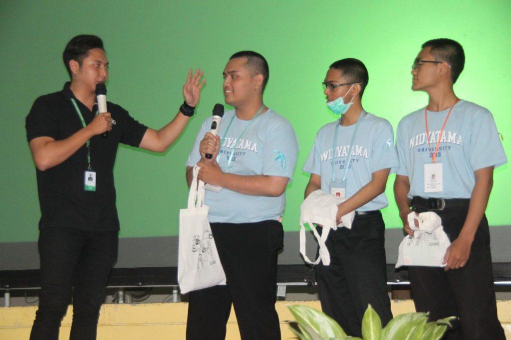 Grab Ajak Mahasiswa Widyatama Atasi Masalah Kota Bandung