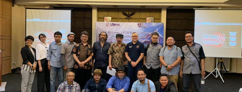 Kolaborasi Mini Simposium UiTM dan Universitas Widyatama
