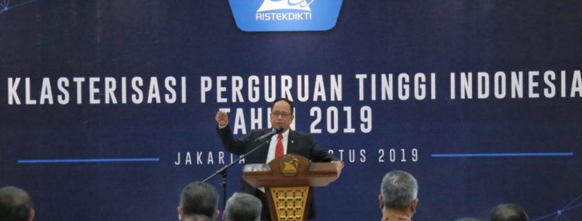 UNIVERSITAS WIDYATAMA MASUK DALAM 100 BESAR PERGURUAN TINGGI TERBAIK INDONESIA